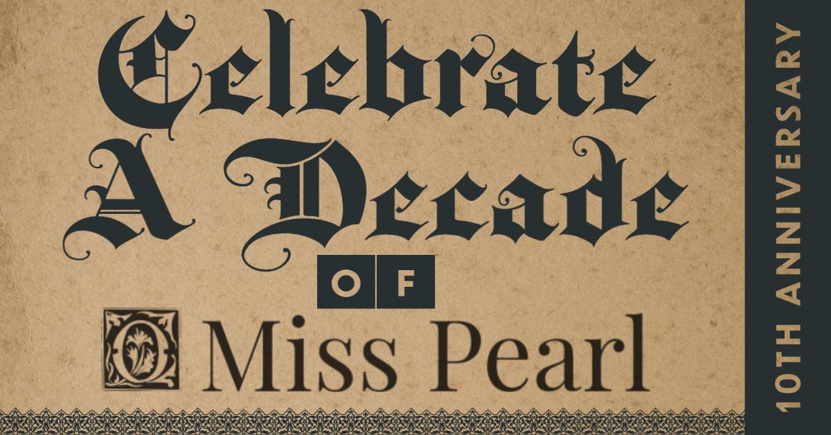 celebrate 10 years of femdom blogging