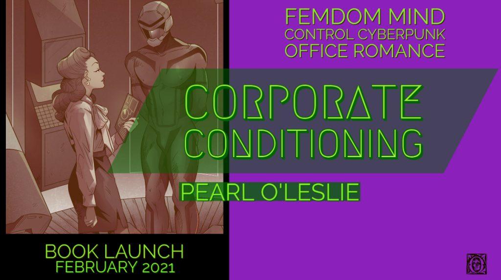 Corporate conditioning femdom cyberpunk